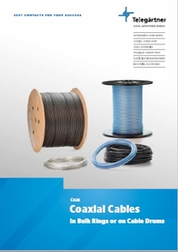 Download Brochure Coaxial Cables