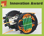 Innovation Award for TOC ODB 68